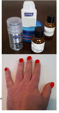 slippery path of manicures